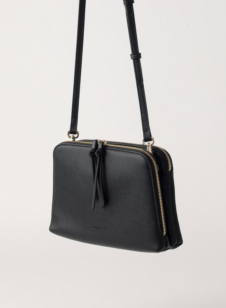 Duo雙層側背包