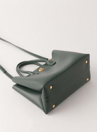 Motif 2.0 轉鎖手提包